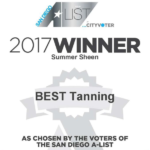 Cityvoter AList 2017 Winner: Summer Sheen for Best Tanning